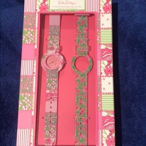 Lilly Pulitzer watch